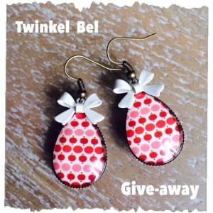 Twinkel Bel give-away